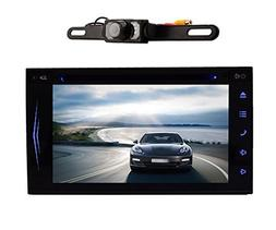 Fashion Tablet Dual-core CPU Car DVD Player Android 4.2 Doub
