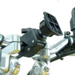 Tough-Claw Clamp Motorcycle Bike Mount for Garmin Zumo 390LM
