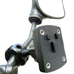 Ultimate Addons Motorcycle Mirror Mount - 3 Prong Attachment