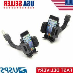 Universal Adjustable Motorcycle Scooter Mount Holder Stand F