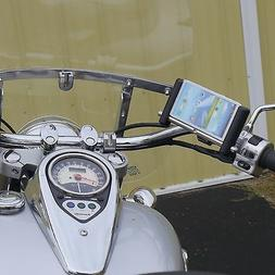 Universal Fit Motorcycle Phone Mount for Phones or GPS - CHR