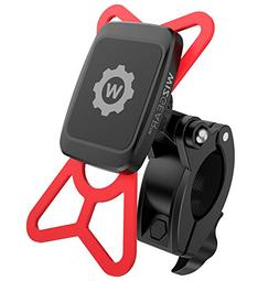 WizGear Universal Magnetic Bicycle & Motorcycle Handlebar Ph