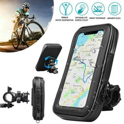 Universal Motorcycle Bicycle Bike Handlebar Cell Phone GPS M