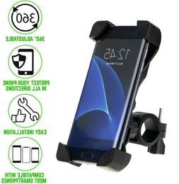 Universal Motorcycle Bike Bicycle Handlebar Cell Phone GPS S