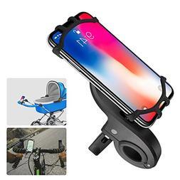 EEEKit Universal Motorcycle Bike MTB Handlebar Clamp 360 Rot