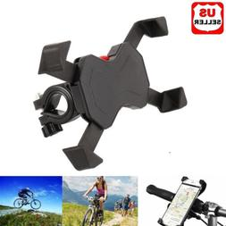 Universal Motorcycle MTB Bike Bicycle Handlebar Mount Holder
