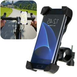 Universal Adjustable Cell Phone Holder Motorcycle Bike Bicyc
