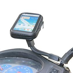 Universal Motorcyle Scooter Electric Car Rearview Mirror Mou