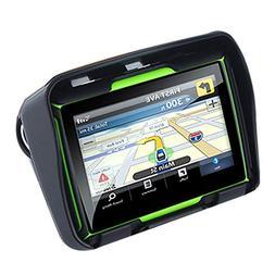 TOOGOO Updated 256M Ram 8Gb Flash 4.3 Inch Moto GPS Navigato