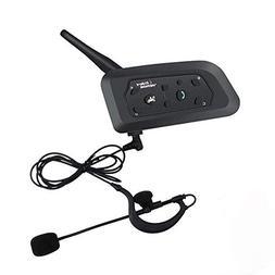 V6C BT 3.0 Bluetooth Intercom Full Duplex Scooter Referee In