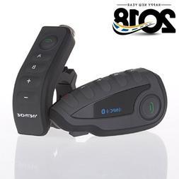 V8 BT 3.0 Bluetooth Intercom Motorcycle Helmet Waterproof In