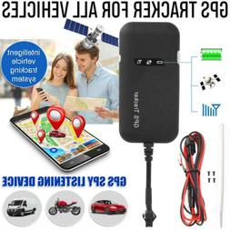 Vehicle GPS Tracker Real Time GSM GPRS Tracking Motorcycle C