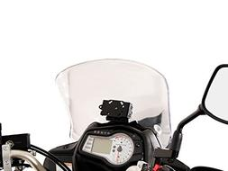 SW-MOTECH Vibration-Damped Quick Release GPS Holder for Suzu