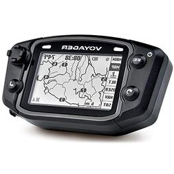 Trail Tech 912-119 Black Voyager GPS Digital Gauge Kit, 1995