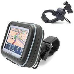 ChargerCity Water Resistant XL Bike Motorcycle Bar GPS Mount