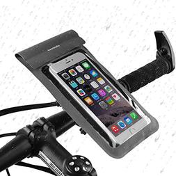 Waterproof Bike Mount Holder, Getron Universal Bicycle Mobil