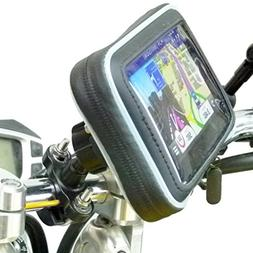 Waterproof Metal U-Bolt Motorcycle Mount for Garmin Nuvi 251