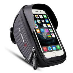 Motorcycle Bicycle Cell Phone/GPS Holder Case Bag Mount For