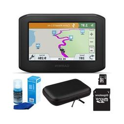 Garmin Zumo 396LMT-S Motorcycle GPS Navigator Bundle with GP
