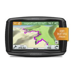 Garmin zumo 595LM Motorcycle GPS Bluetooth Smart Notificatio