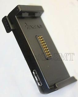 Garmin Zumo 660 LM GPS Power Cradle/Bracket/Holder only -BK