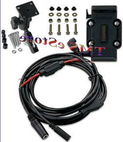 Garmin Zumo 665 & 660 LM GPS Motorcycle Handlebar Cradle & C