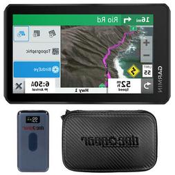 "Garmin zumo XT 5.5"" Bluetooth Hands-Free Motorcycle Navigato"